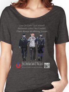 Wall Street Bank Women's Relaxed Fit T-Shirt
