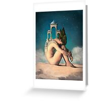 Dreamer Greeting Card