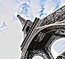 Tour Eiffel by MIRCEA COSTINA