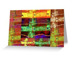 Rite of Passage Quilt Greeting Card