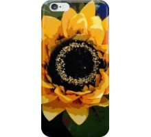 Triple Threat To Catch The Eye iPhone Case/Skin