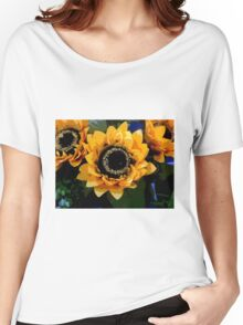 Triple Threat To Catch The Eye Women's Relaxed Fit T-Shirt