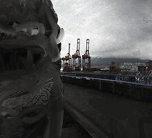 Port Lion by Eldon Underhill