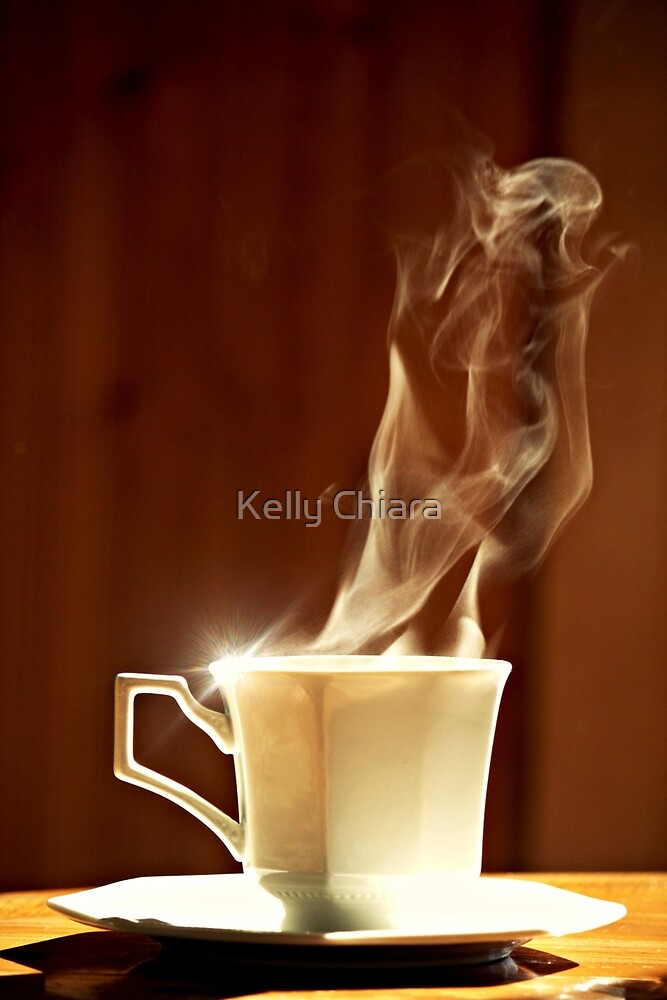 Steamy Girl by Kelly Chiara