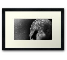 Time on my Mind................ Framed Print