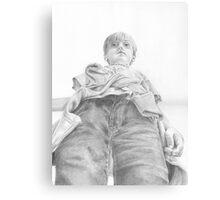 Giant Jack Canvas Print