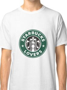Taylor Swift Starbucks Lovers Logo Classic T-Shirt
