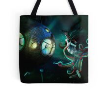 20,000 Leagues Tote Bag