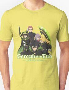 Seraph of the End Season 2 Crew T-Shirt