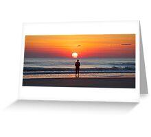 Lifted - Fraser Island - Queensland - Australia Greeting Card