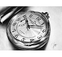 Classic watch Photographic Print