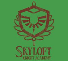 Skyloft Knight Academy Kids Tee