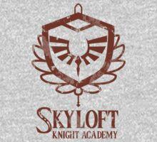 Skyloft Knight Academy One Piece - Long Sleeve