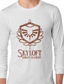 Skyloft Knight Academy Long Sleeve T-Shirt