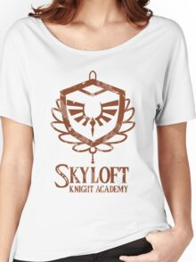 Skyloft Knight Academy Women's Relaxed Fit T-Shirt