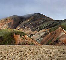 Landmannalaugar, Iceland by Tim Edmonds