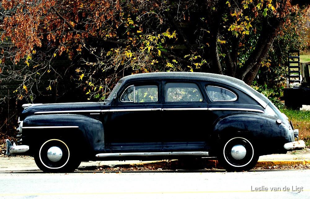1948 plymouth special deluxe coupe by leslie van de ligt. Black Bedroom Furniture Sets. Home Design Ideas