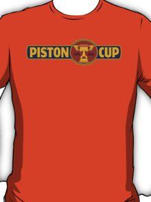 Piston Cup Large Classic Logo T-Shirt