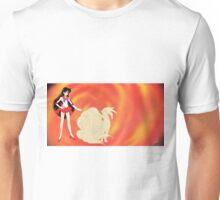 Sailor Mars & Ninetails Unisex T-Shirt