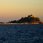 St Michaels Mount  by Rob Hawkins