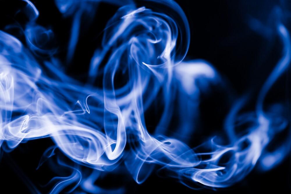 Smoke Close Up by Marc Garrido Clotet