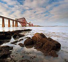 Forth Rail Bridge by Grant Glendinning
