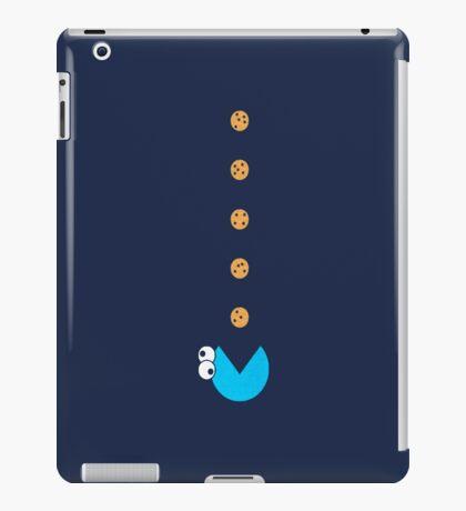 Cookie Monster Pac-Man iPad Case/Skin