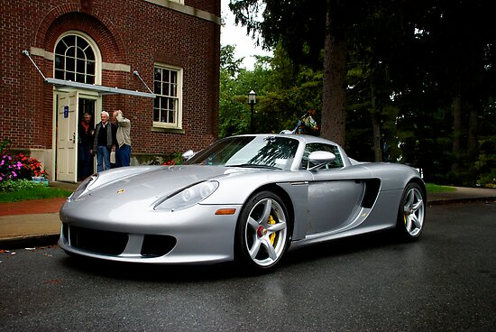 Carrera GT by barkeypf