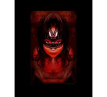 Purgatory's Caress Photographic Print