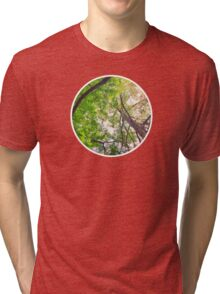 Under The Trees Tri-blend T-Shirt