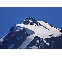 on top of mt shuksan, washington, usa Photographic Print
