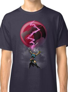 EPIC THUNDER SWORD SCENE Classic T-Shirt