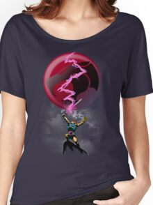 EPIC THUNDER SWORD SCENE Women's Relaxed Fit T-Shirt