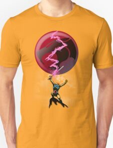 EPIC THUNDER SWORD SCENE Unisex T-Shirt