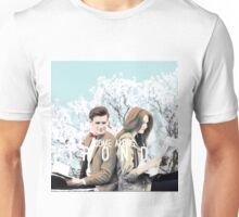 Amelia and Her Doctor Unisex T-Shirt
