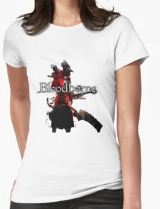 Bloodborne - Hunter Womens Fitted T-Shirt