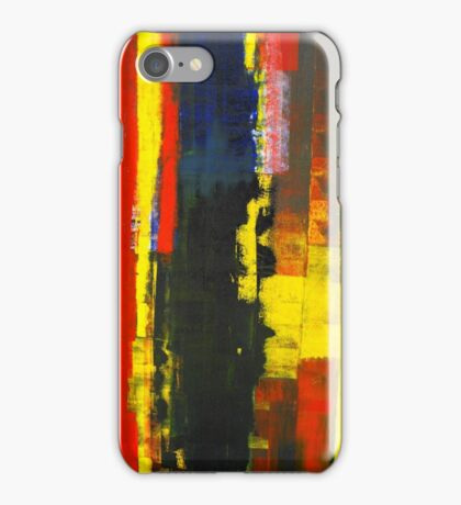 ABSTRACT UNTITLED IV iPhone Case/Skin
