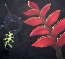 Helikonia of the Sea by Tama Blough