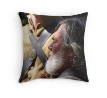 Taps Throw Pillow
