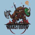 MANSTODON! by Simon Sherry