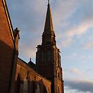 A Church in Inverness by kalaryder