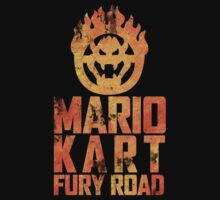 Mario Kart Fury Road by Kahka