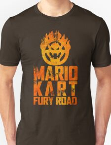 Mario Kart Fury Road T-Shirt