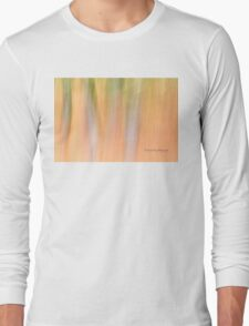 Trees - 6 - Impressions Long Sleeve T-Shirt