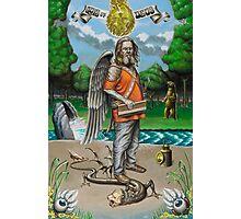 Michael, Patron Saint Of Painters - 2011 Photographic Print