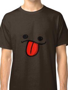 Cute Tongue Face Classic T-Shirt