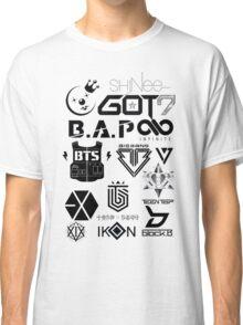 KPOP GROUPS1 Classic T-Shirt