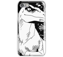 Clever Girl! iPhone Case/Skin