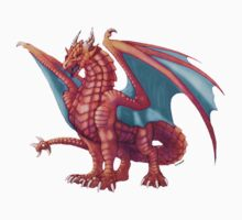 Red dragon by nyctherion
