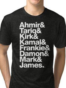 The Roots & Questlove Helvetica Ampersand Merch Tri-blend T-Shirt